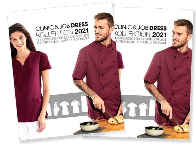 Clinic & Job Dress